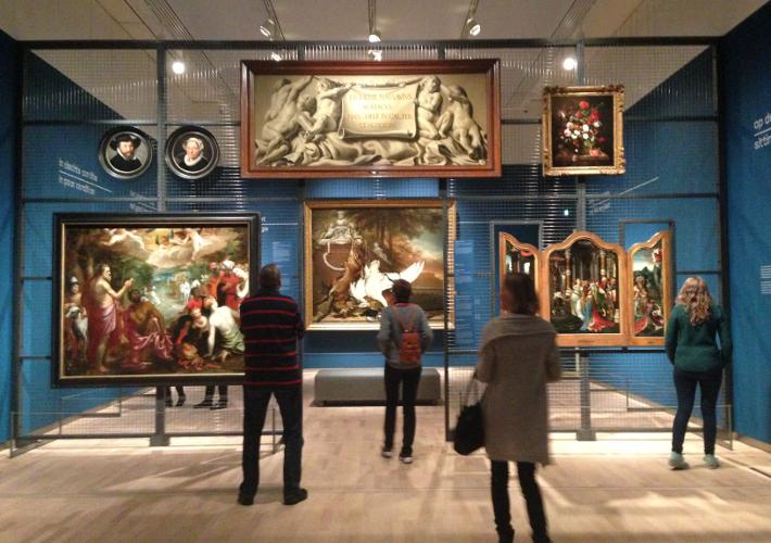 Uit het depot van het Mauritshuis