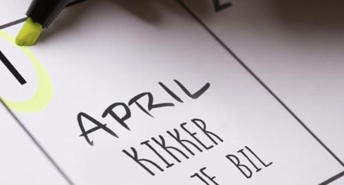 1 april alert!