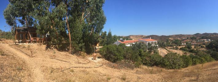 Schrijfweek in Portugal