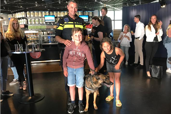 Superpower dogs Omniversum: meet & greet Bumper